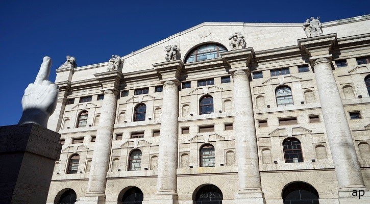 Italia Piazza Affari Borsa