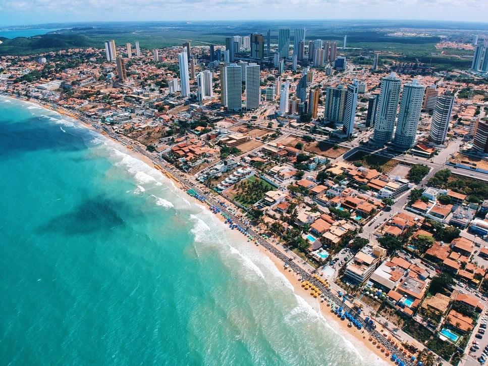 Brazil waterfront