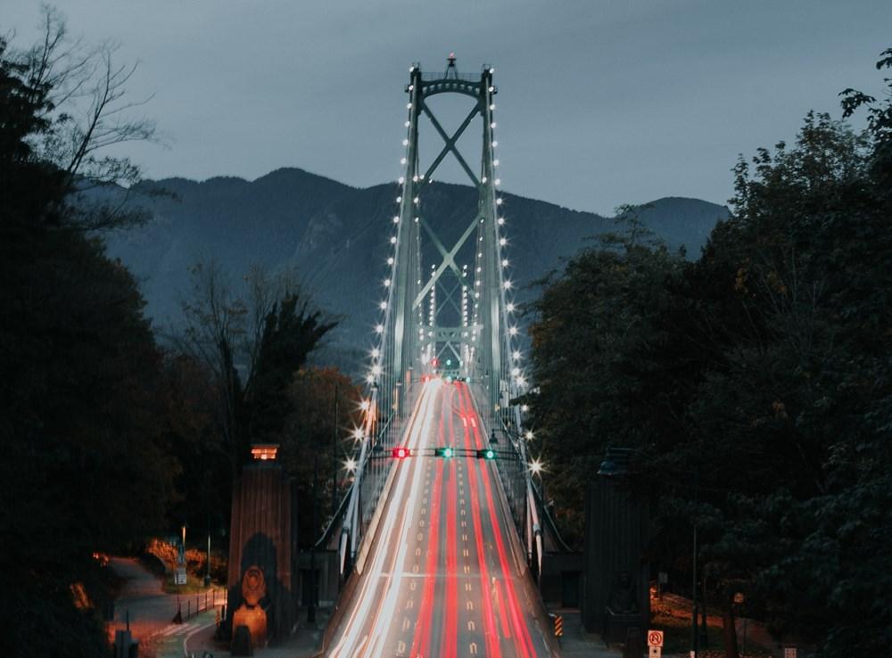 Bridge vancouver canada