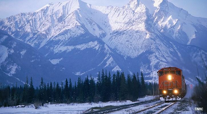 Canada railway article