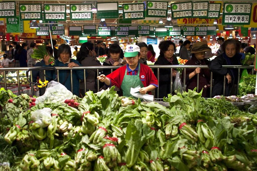 China Fresh Produce Purchase