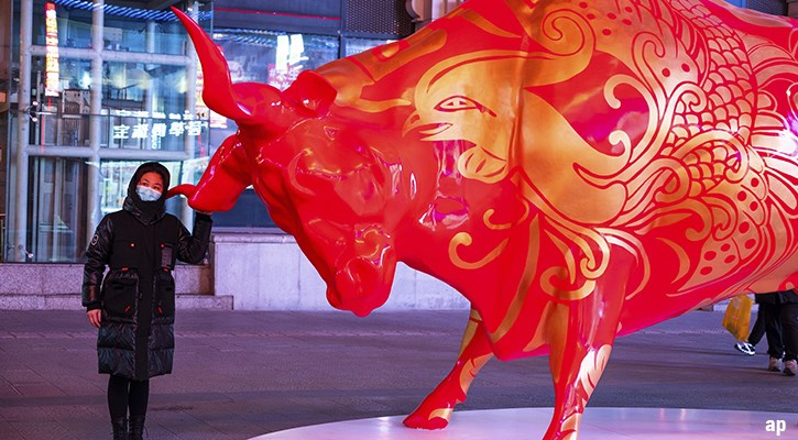3 Themes for China's Year of the Ox