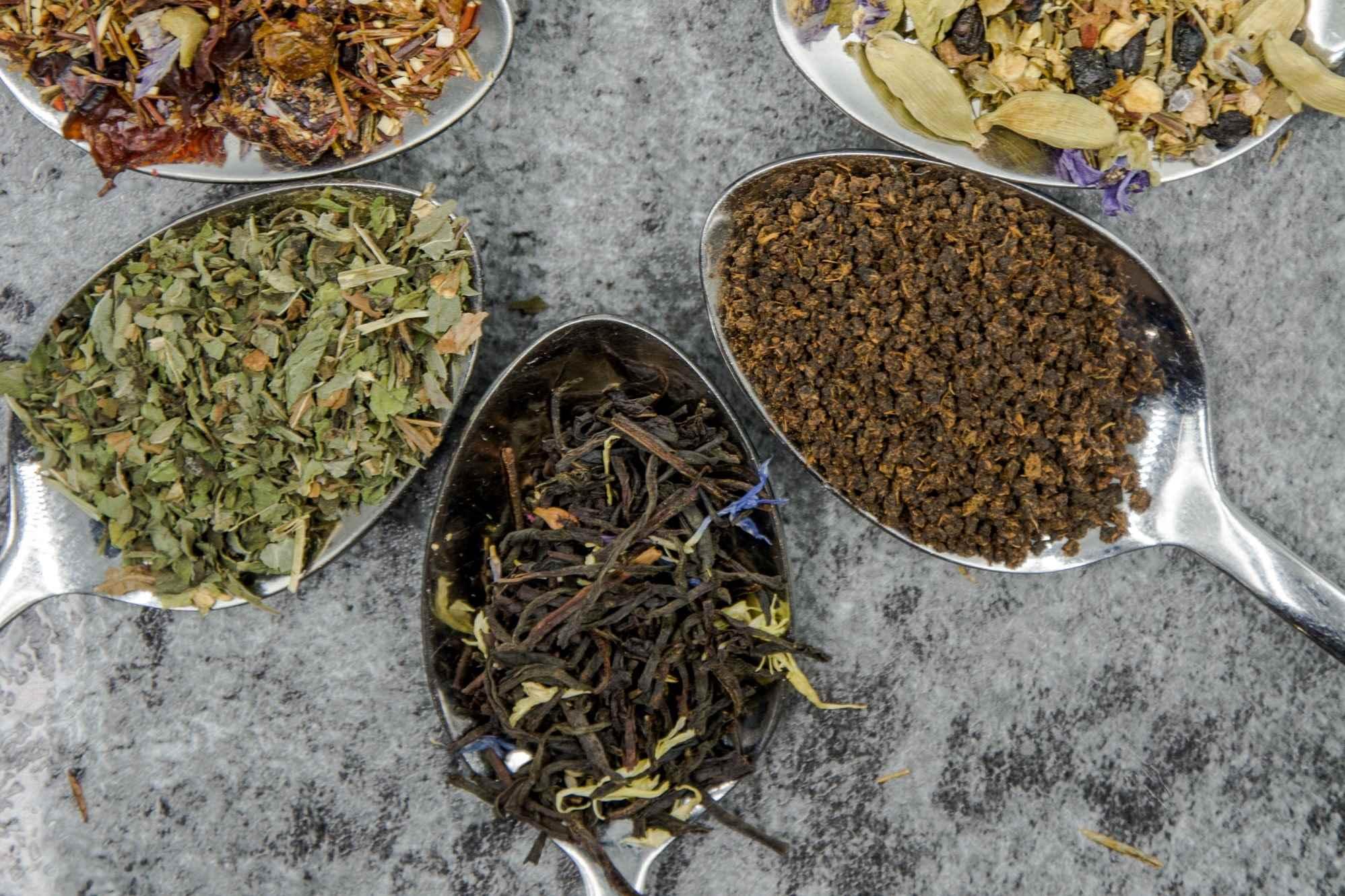 Choosing Your Tea