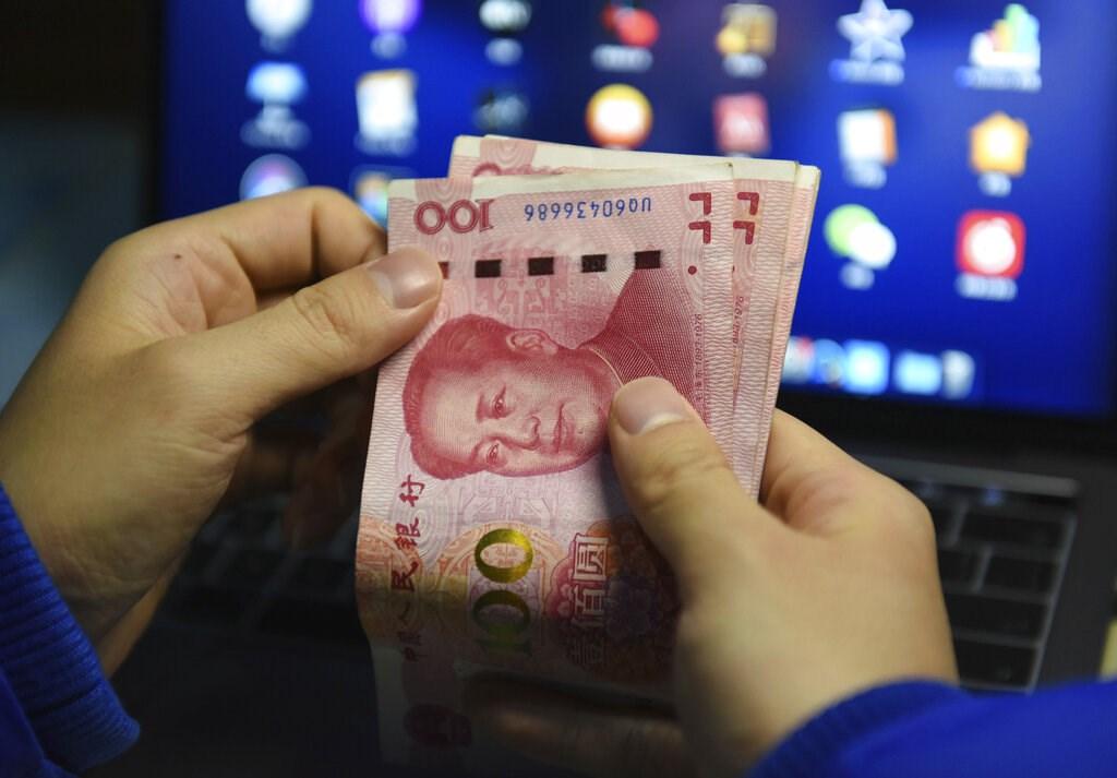 Counting RMB Banknote