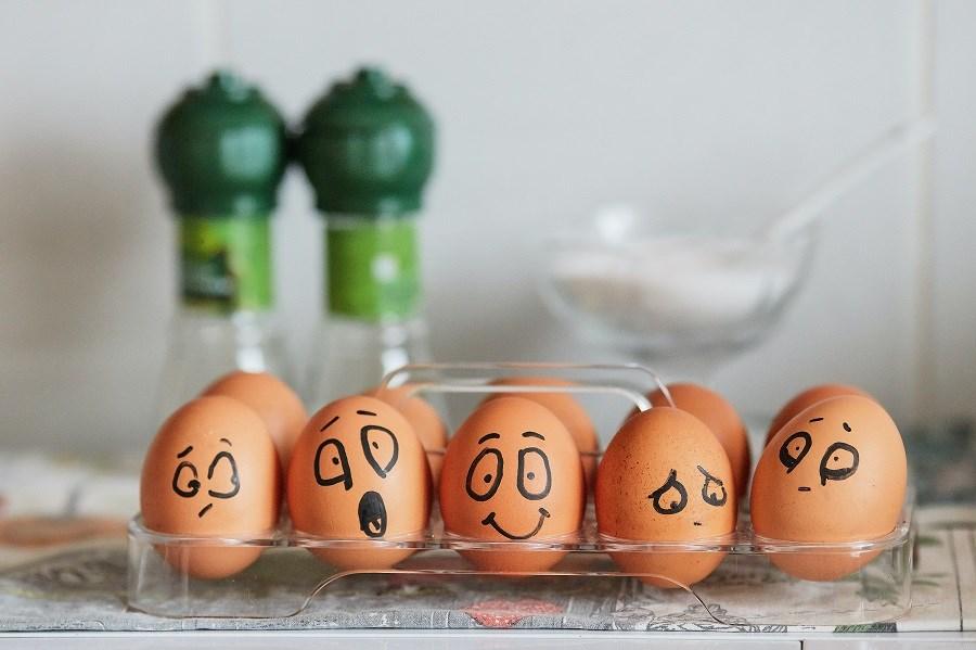 Emotional Eggs