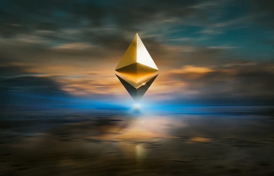 ethereum cloud logo image