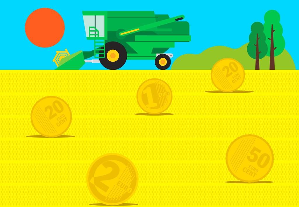 Harvesting income