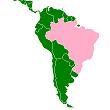 Mycket större potential i Latinamerika