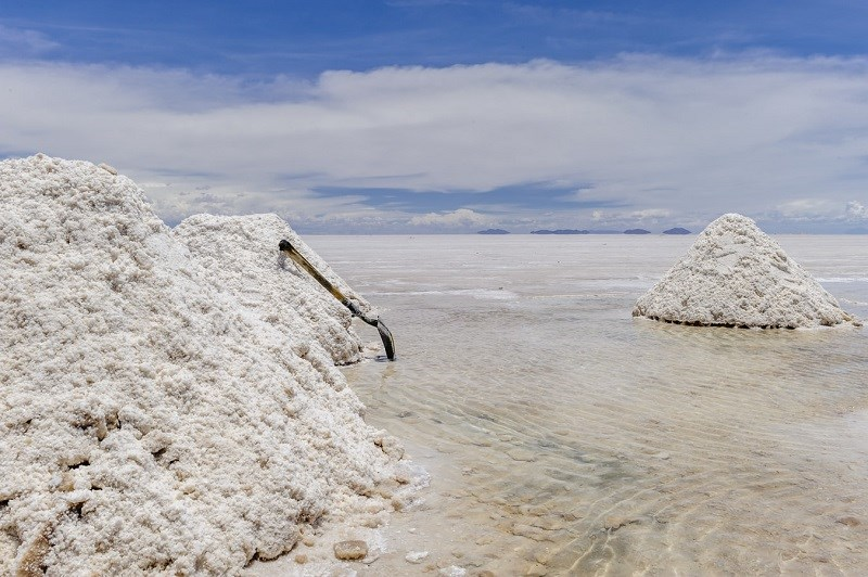 Lithium stocks charged up from EV adoption