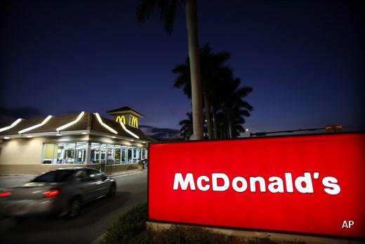 McDonalds Drive
