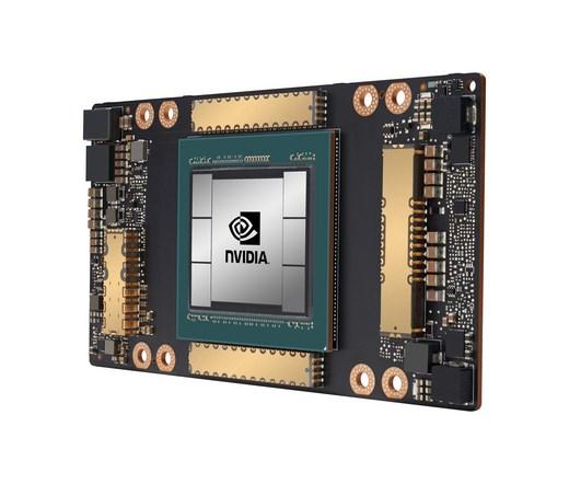 NVIDIA A100 GPU 520