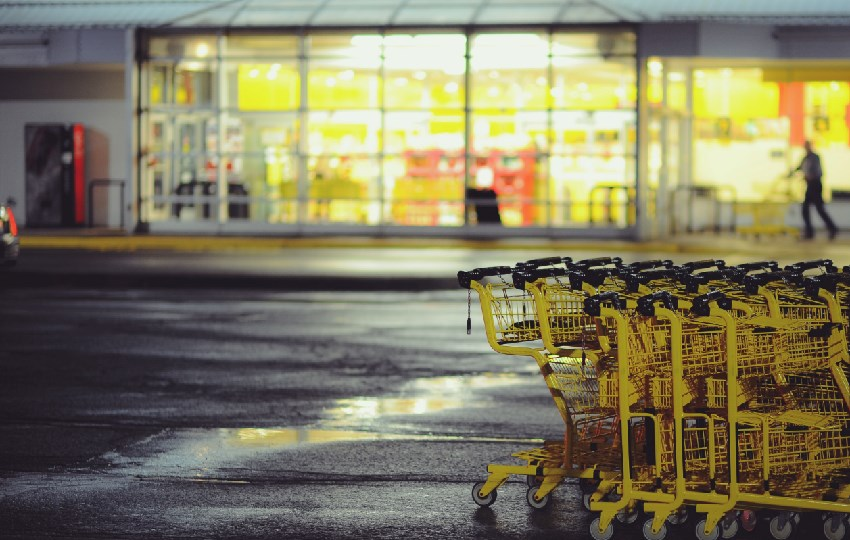 No Frills Cart