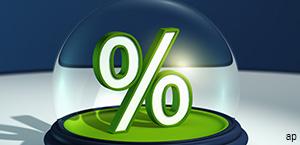 Percentage symbol 300 by 145