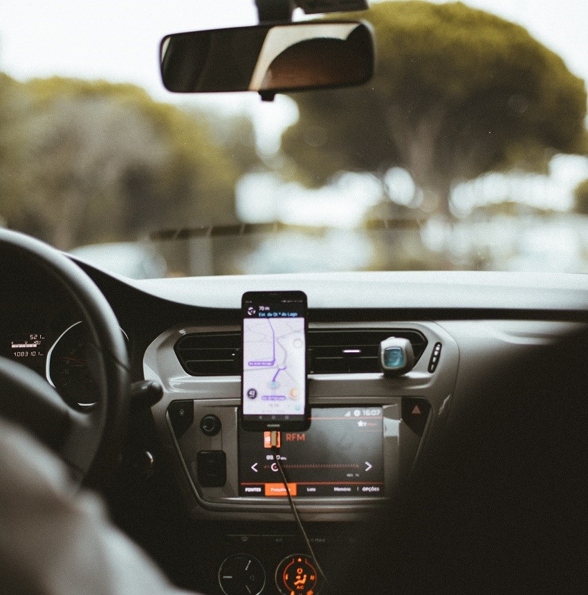 Ride Sharing App and Driver