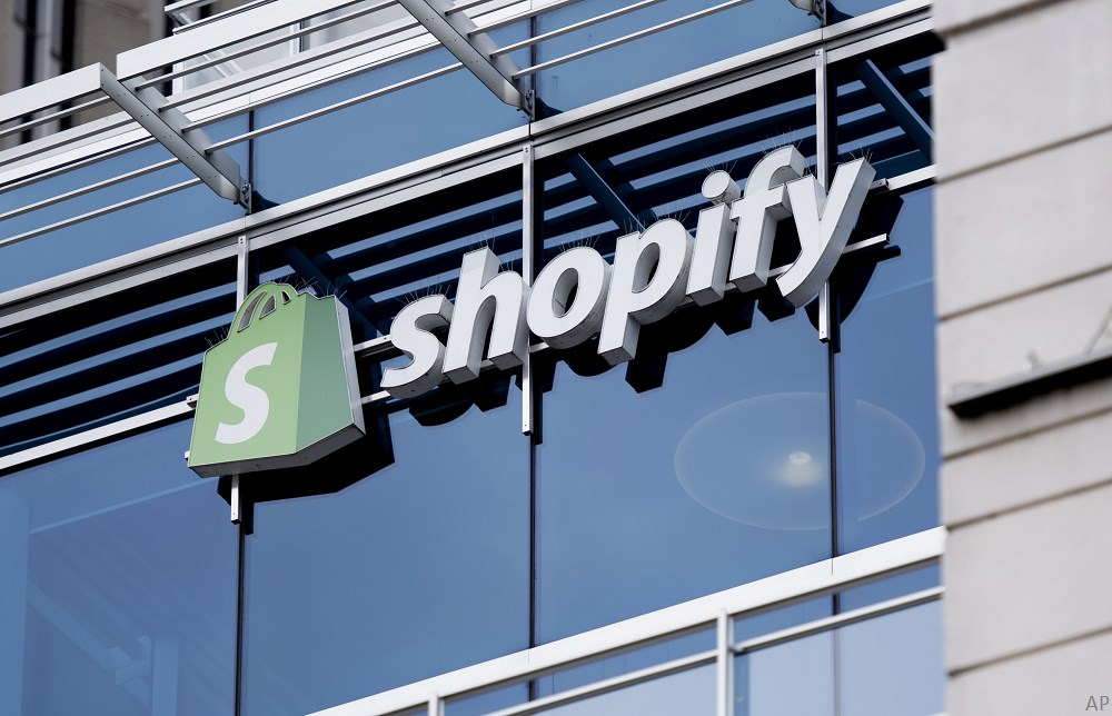Shopify company building