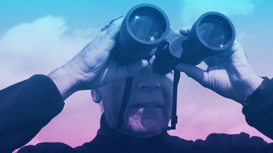 Small Man Binoculars