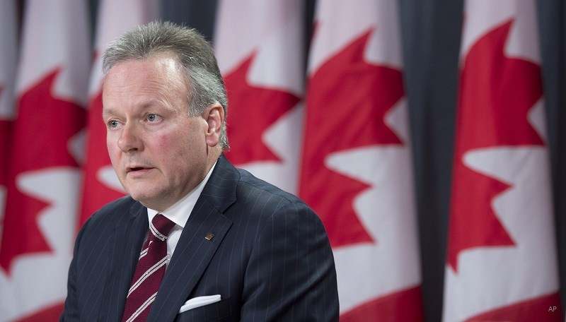 Bank of Canada keeps interest rates at 1.75 pct