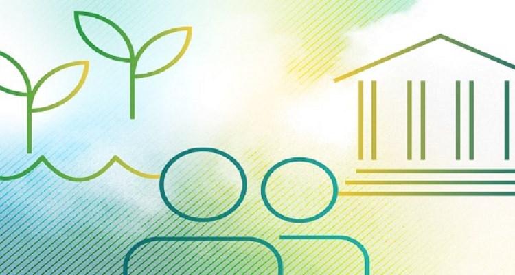 Bærekraftig logo