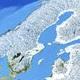Sweden AP winter 80x80
