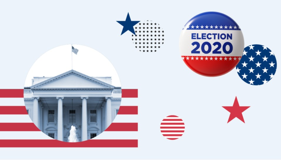 White House and Election graphics