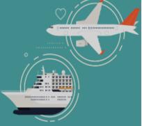 Viajes: un impacto desproporcionado
