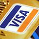 Visa credit card thumbnail