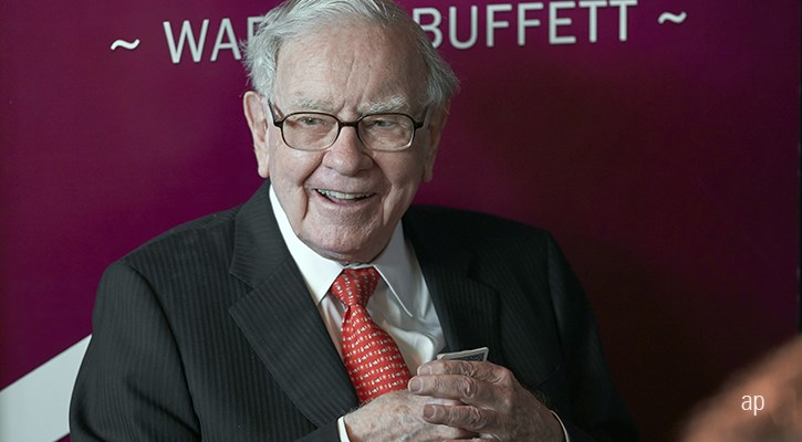 Buy like Buffett