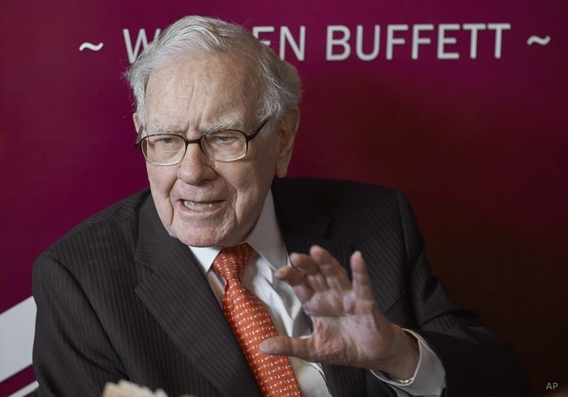 Berkshire is NOT a fund
