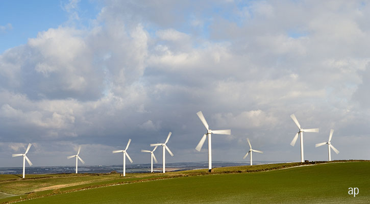 Wind farms ESG week article