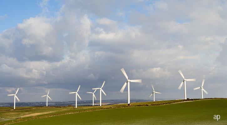 Investeren in windmolenparken op zee blijft lucratief