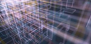 Abstract big data cloud computing 300 by 145