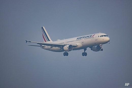 Air France plance