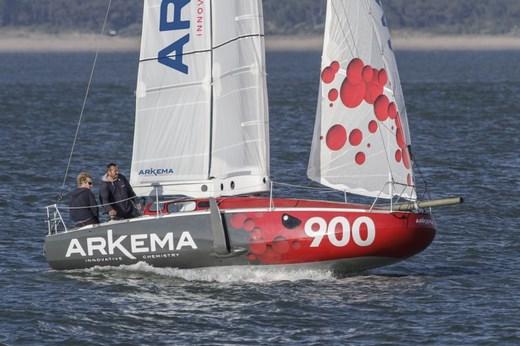 Arkema boat composites