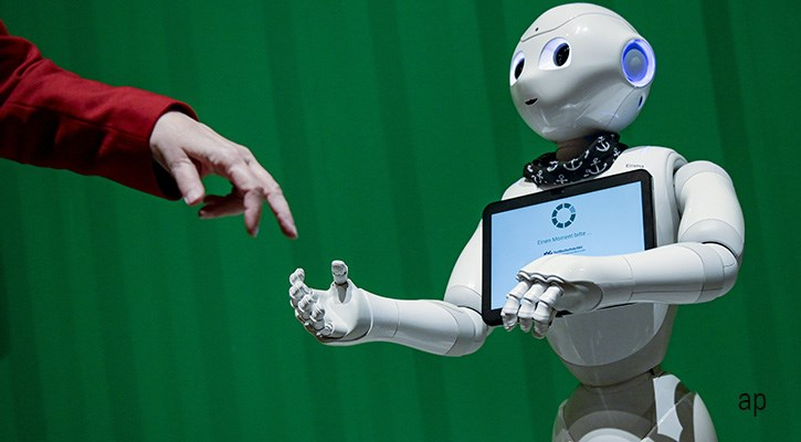 Don't Fear the Rise of the Robots