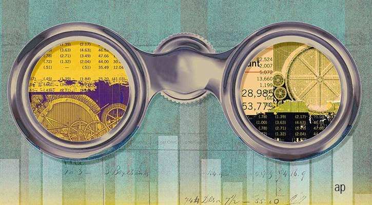 Die Verluste bei Bond-Fonds waren zeitweilig atemberaubend