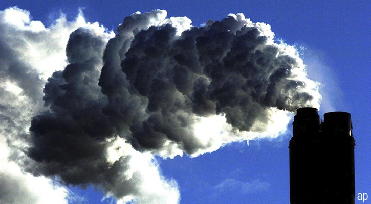 carbon emissions from factory
