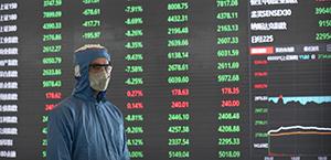 Coronavirus, l'effetto sui mercati è la crescita della volatilità
