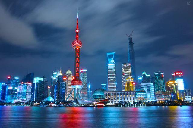Chinese cityscape