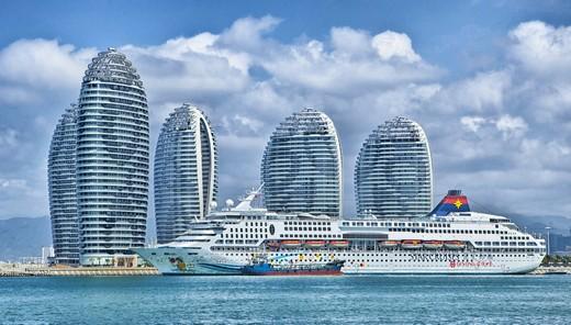 Leisure cruise tourism ship 105596 520