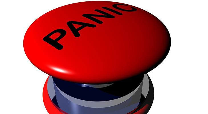 Pánico en los bonos