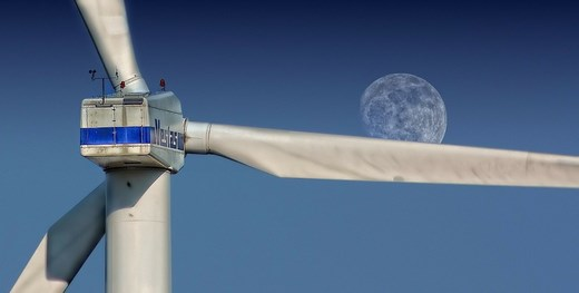 Renewables wind pinwheel 50512 520