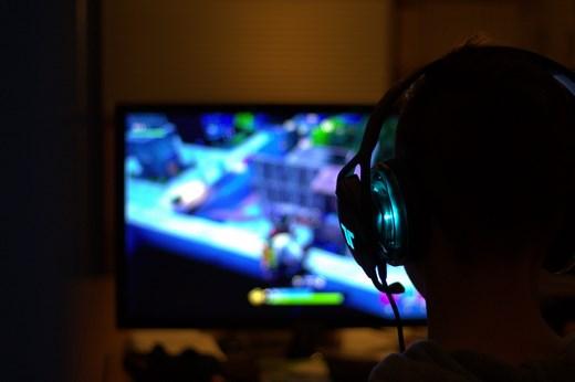 Video game screen player dark fortnite 4129124 520
