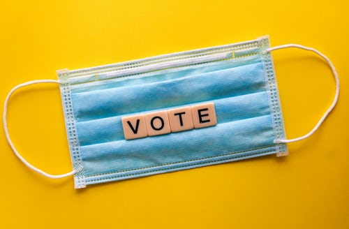 vote on surgical mask