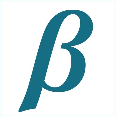 Beta Symbol 382