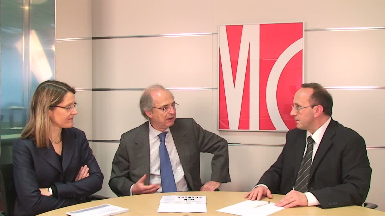 Morningstar TV: Anton Brender y Florence Pisani (DEXIA AM)