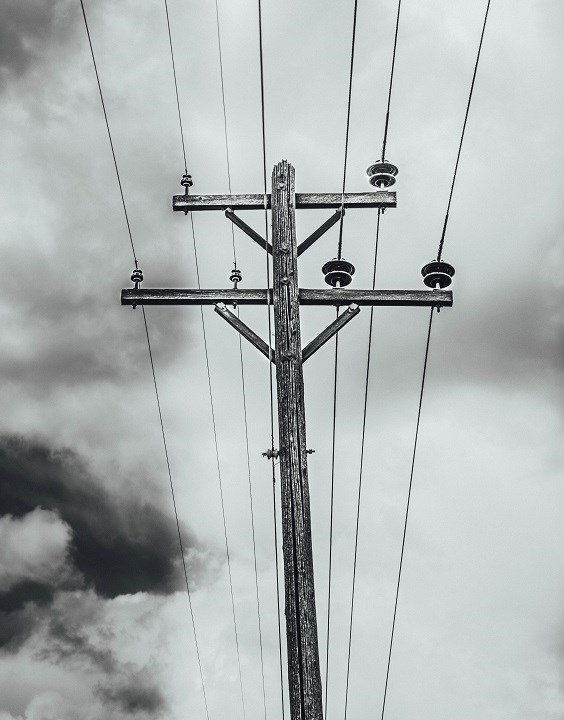 Utilities COmpany - Electricity Pole