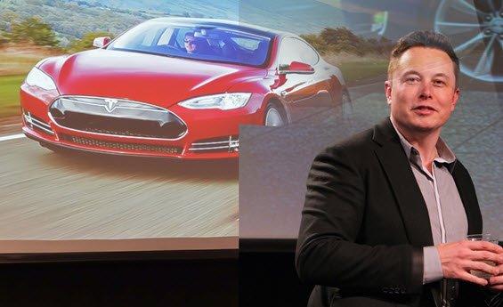 Elon Musk Tesla twitterpic