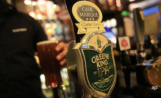 Greene King pub