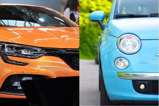 RNO FCA cars 520