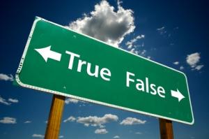 Dieci falsi miti da sfatare